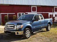 2013 Ford F-150 XLT 6.5ft Bed picture, exterior