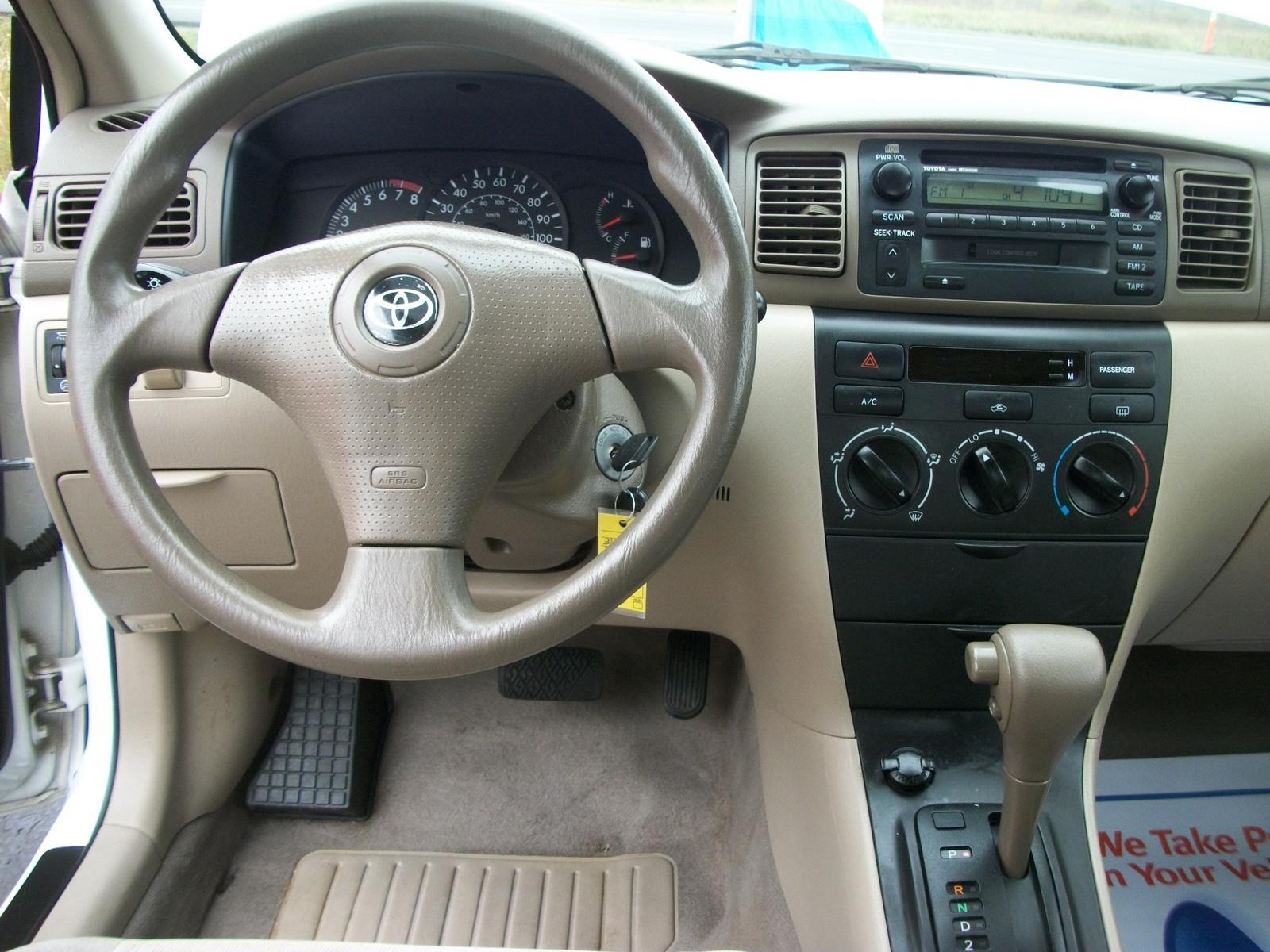Toyota Corolla Ce Pic