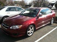 2009 Subaru Legacy 2.5 i picture, exterior