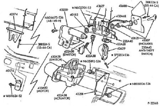 Cadillac Trunk Motor Wiring Diagram