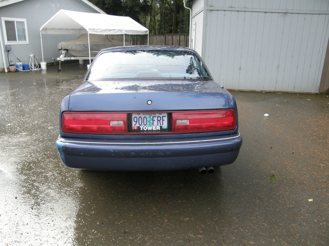 Picture of 1995 Buick Regal 2 Dr Custom Coupe