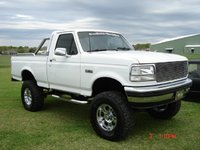 1994 Ford F-150 XLT 4WD SB, Current photo, exterior