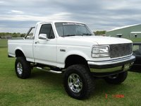 1994 Ford F-150 2 Dr XLT 4WD Standard Cab SB, Current photo, exterior