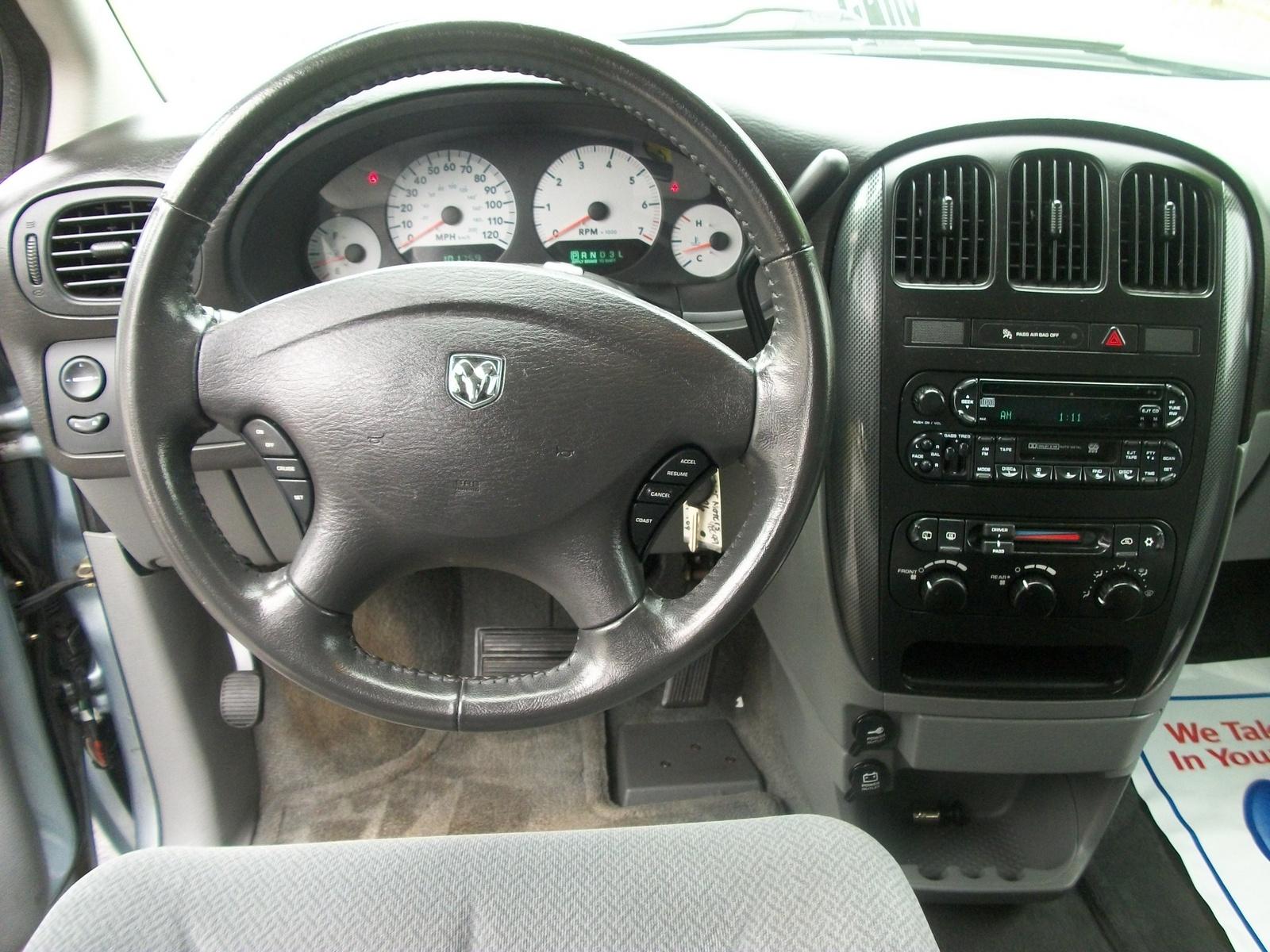 2006 Dodge Grand Caravan Interior Pictures Cargurus