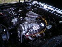 1970 Chevrolet Impala, My Impala 400 Convertible, engine