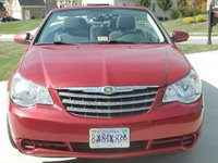 Picture of 2010 Chrysler Sebring Touring Convertible, exterior