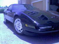 1996 Chevrolet Corvette Coupe, Picture of 1996 Chevrolet Corvette Base, exterior