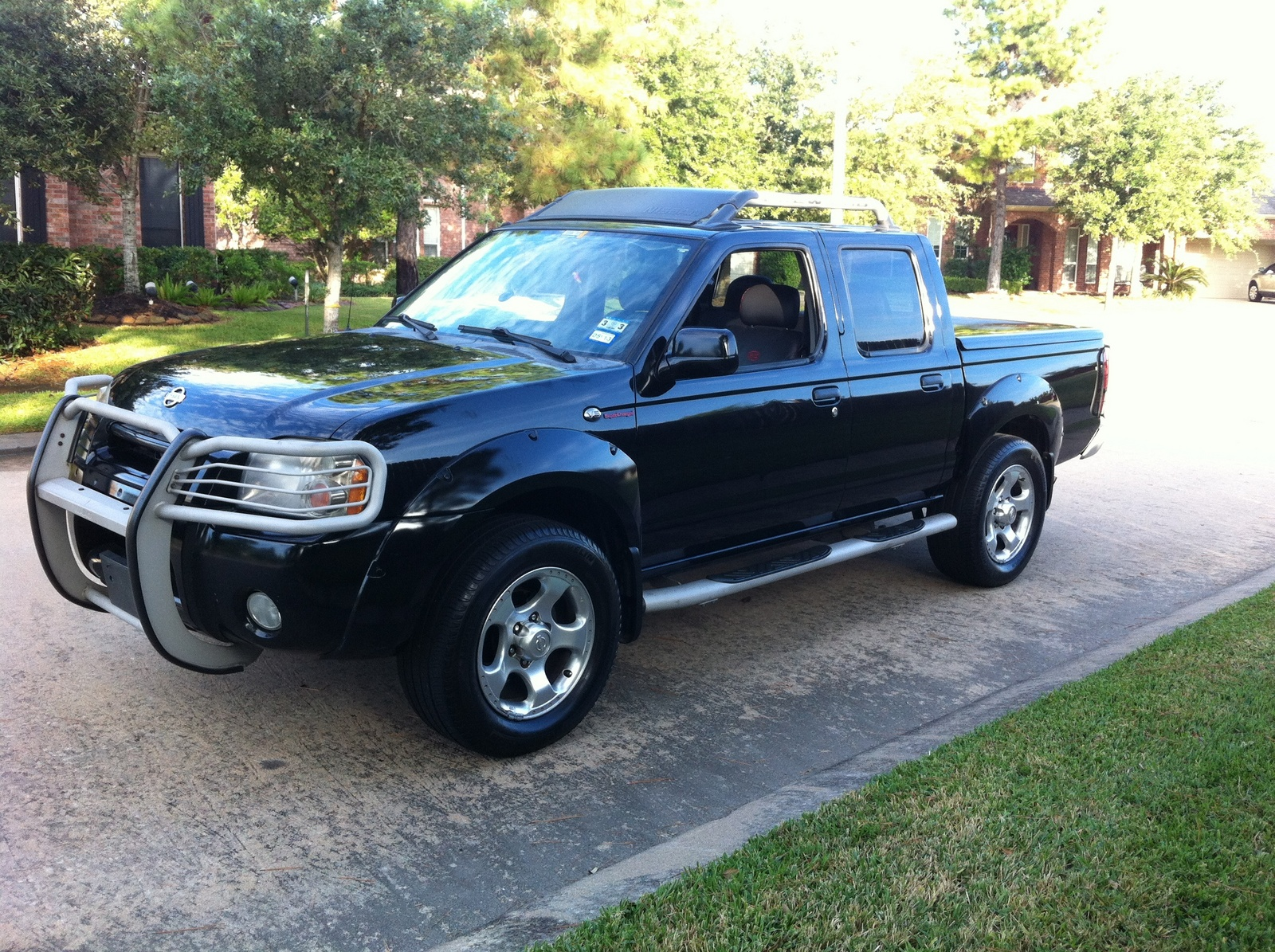 2001 nissan frontier exterior pictures cargurus. Black Bedroom Furniture Sets. Home Design Ideas