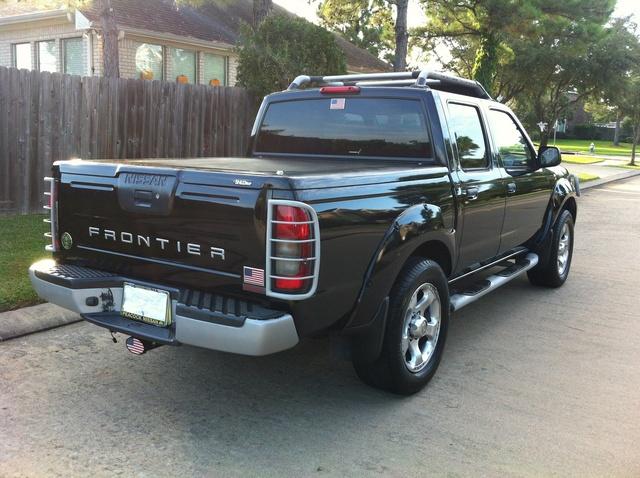 2001 Nissan Frontier - Pictures - CarGurus
