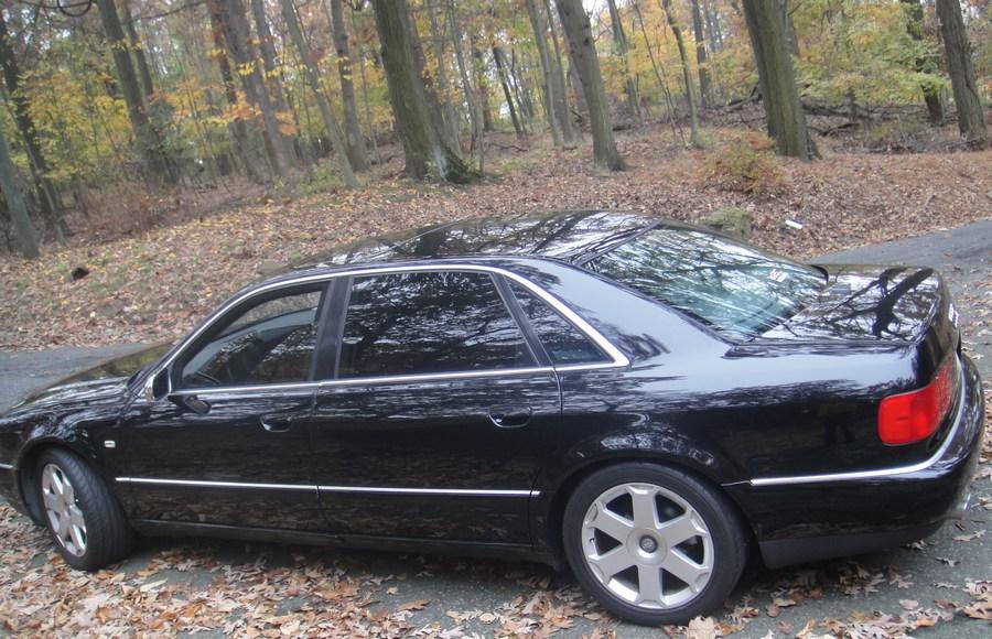 2000 Audi A8 Pictures Cargurus