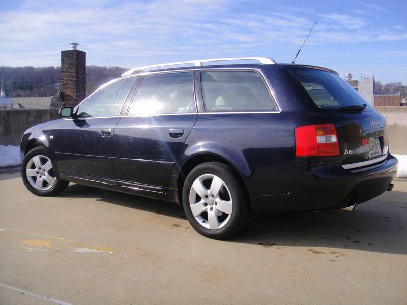 2002 Audi A6 Avant - Pictures - CarGurus