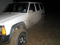 Picture of 1996 Jeep Cherokee 4 Dr SE 4WD, exterior, gallery_worthy