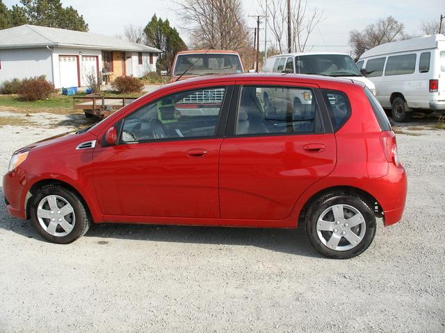 Picture of 2010 Chevrolet Aveo Aveo5 LT, exterior