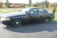1999 Ford Crown Victoria, Picture of 2004 Ford Mustang Mach 1, exterior