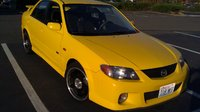 Picture of 2001 Mazda Protege MP3, exterior, gallery_worthy