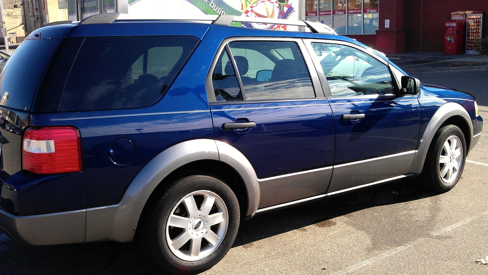 Picture of 2006 Ford Freestyle SEL, exterior