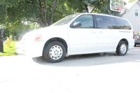 1999 Oldsmobile Silhouette 4 Dr GS Passenger Van picture Clean outside, no serious damage., exterior
