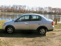 Picture of 2000 Toyota ECHO 4 Dr STD Sedan, exterior, gallery_worthy