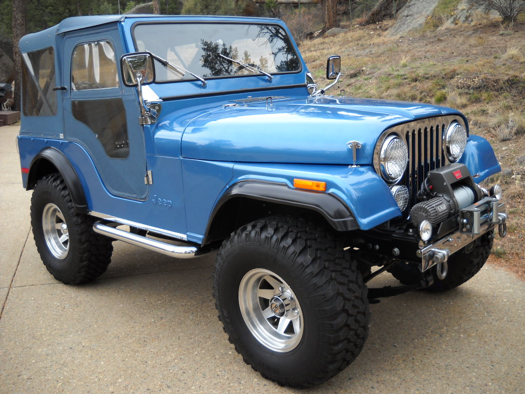 Jeep Willys 1954 >> 1978 Jeep CJ5 - Pictures - CarGurus