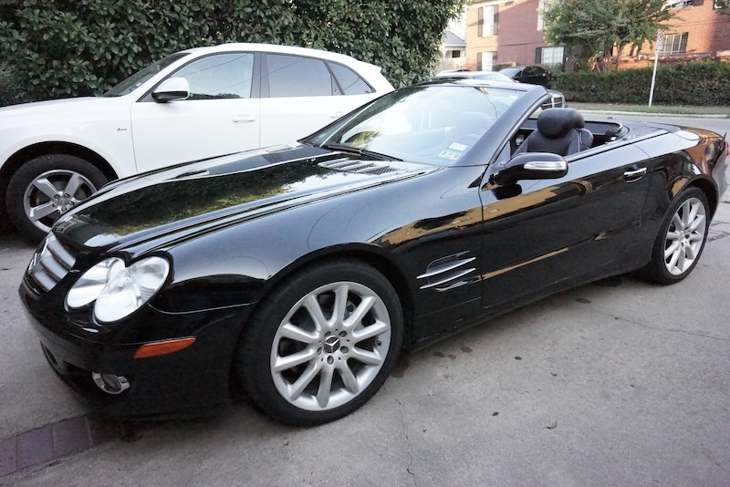 Used mercedes benz sl class for sale houston tx cargurus for Mercedes benz for sale cargurus