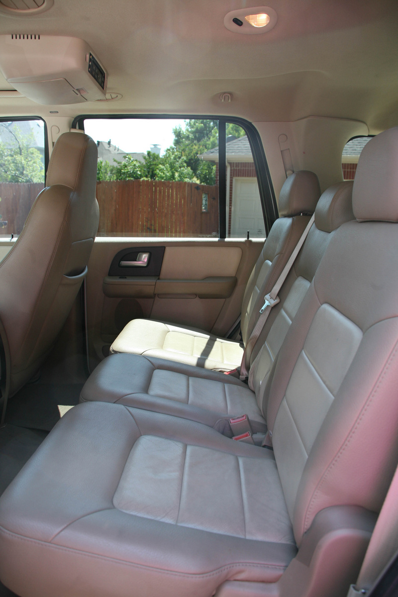 Picture Of 2003 Ford Expedition Eddie Bauer Interior