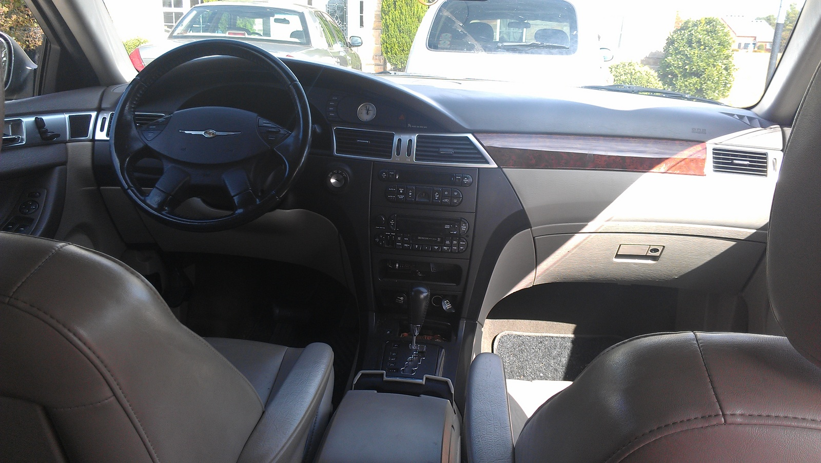 2006 chrysler pacifica interior pictures cargurus. Black Bedroom Furniture Sets. Home Design Ideas