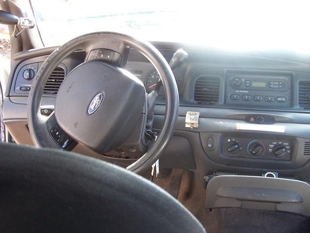 2007 Ford Crown Victoria Interior Pictures Cargurus