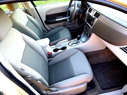Chrysler Sebring Touring Pic