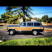 1991 Jeep Grand Wagoneer 4 Dr STD 4WD SUV, Final Edition 1991 Jeep Grand Wagoneer - aka Maggie the Waggy!, exterior, gallery_worthy