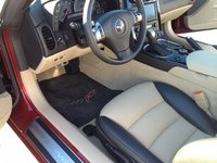 Picture of 2009 Chevrolet Corvette Convertible 3LT, interior
