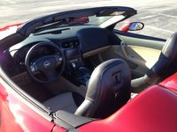 Picture of 2009 Chevrolet Corvette Convertible 3LT, interior, gallery_worthy