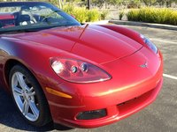 Picture of 2009 Chevrolet Corvette Convertible 3LT, exterior, gallery_worthy