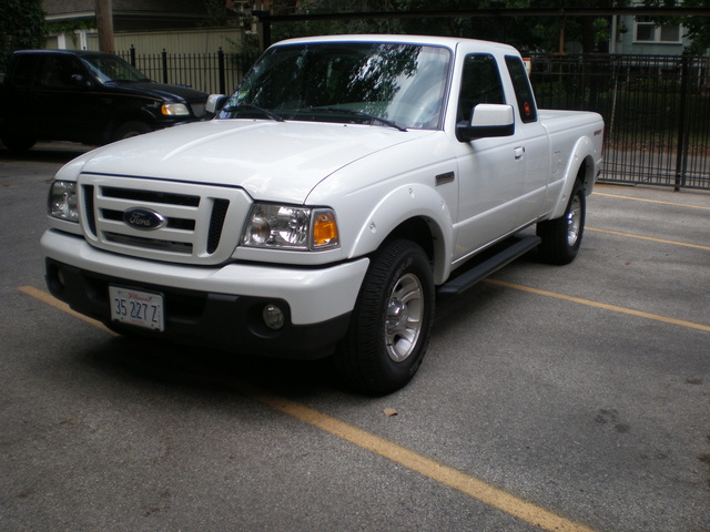 Picture of 2011 Ford Ranger Sport SuperCab, exterior, gallery_worthy