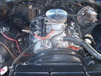 Picture of 1972 Chevrolet El Camino, engine