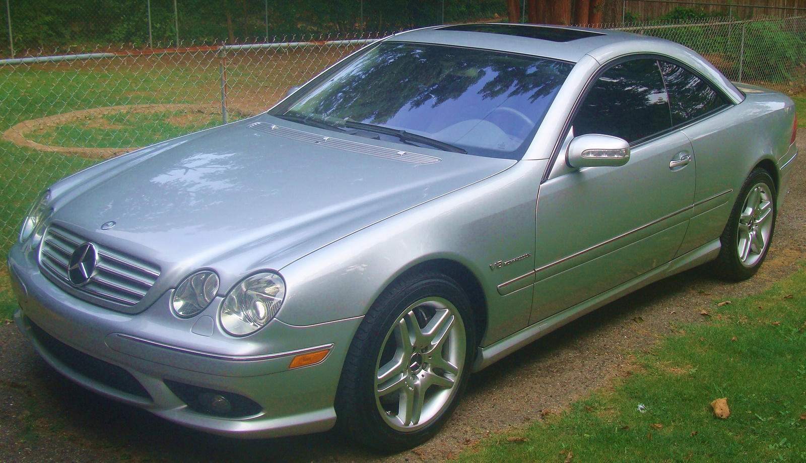 2005 Mercedes Benz Cl Class Exterior Pictures Cargurus