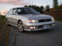 Picture of 1997 Subaru Legacy 4 Dr GT AWD Sedan, exterior