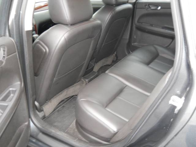 Picture of 2011 Chevrolet Impala LTZ, interior