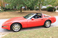 Picture of 1993 Chevrolet Corvette Coupe RWD, exterior, gallery_worthy