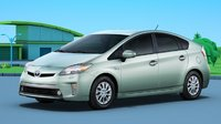 2012 Toyota Prius Plug-in Picture Gallery