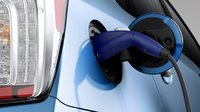 2012 Toyota Prius Plug-in, Gas Gage., exterior, manufacturer