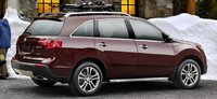 2013 Acura MDX, Side VIew., manufacturer, exterior
