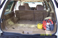 Picture of 2001 Chevrolet Blazer 4 Dr LS 4WD SUV, interior