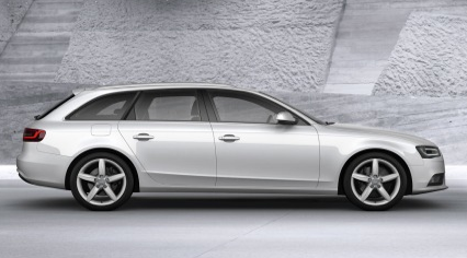2013 Audi A4, Side View., exterior, manufacturer, gallery_worthy