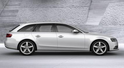 2013 Audi A4, Side View., exterior, manufacturer