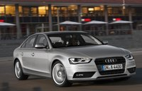 2013 Audi A4 Overview