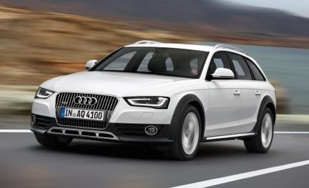 2013 Audi A4, Front quarter view., exterior, manufacturer