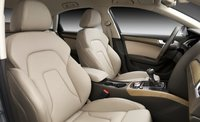 2013 Audi A4, Front Seat., interior, manufacturer