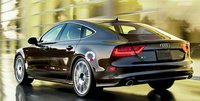 2013 Audi A7, Back quarter view., manufacturer, exterior