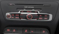 2013 Audi Q3, Controls., manufacturer, interior