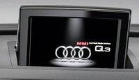 2013 Audi Q3, Navigation Screen., interior, manufacturer